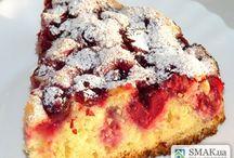 Торты и пироги