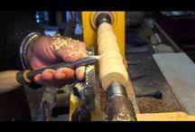 Woodintown / Oggetti realizzati con il tornio da legno, Corsi e foto di corsi di tornitura