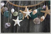 Strand, zee decoratie