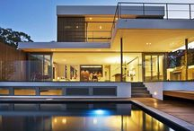 Home ideas - Exteriors and outdoor spaces / The dormant love for home architecture and interior design.