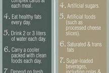 Eating Clean / by Brooke Rawlings Shumway