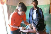 Medical Outreach Programs / Assist at local clinics and give much needed assistance to people who really need medical assistance.