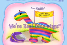 DinoBuddies / eBooks / Apps for Children