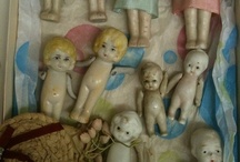 dolls / by Pat Trudel