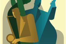 Plakaty jazzowe