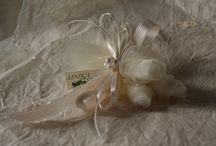 Bombonieri / our wedding souvenir ...le bomboniere handmade
