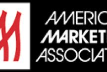 AMA Logos / There are over 70 local American Marketing Association chapters and hundreds of collegiate chapters. This board is a collection of all the AMA logos I could find.  It is quite interesting to see them all together and the many ways in which the AMA brand is represented in each local market. / by Myles Bristowe