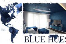 Blue/Mavi