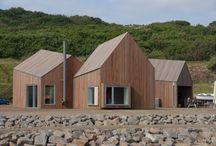 Wood in architecture / Wood in architecture