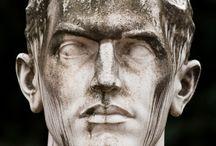 esculturas y bustos