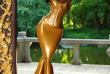 Gorgeous in Latex