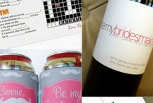 Will You Be My Bridesmaid - Ideas and Inspiration