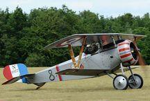 Aviation / Anciens et modernes - Civils et militaires