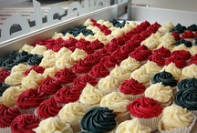 Royal / British themed cakes / Queens birthday