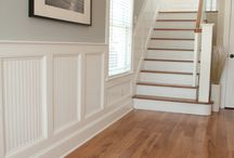 Wainscoting & Trims