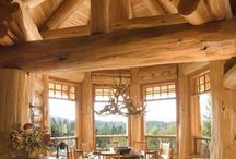 Log Homes And Cabins