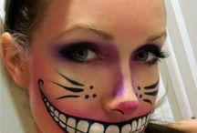Halloween Costumes & Make Up