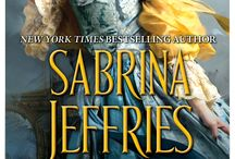 Silver Deceptions and By Love Unveiled / This two-book Restoration period series takes place in the early 1660's and follows the romances of two Cavaliers.  / by Sabrina Jeffries