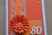 80th birthday carfs