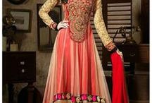 Stunning Anarkali Collection! / Shop now - http://bit.ly/297NNEV