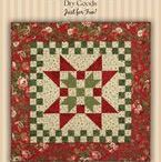 Small Quilt Patterns Available in the Store