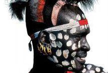tribe men