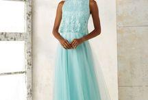 suknia druhnej