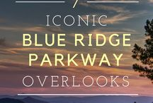 Places I'm going: Blue Ridge Parkway