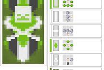 Minecraft Banner Design