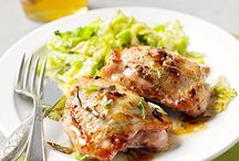 Chicken Recipes You'll Love / Your family will love these delicious chicken recipes. See more on BHG.com: http://www.bhg.com/recipes/chicken/30-minutes-less/quick-easy-chicken-dinner-recipes/