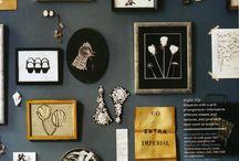 { wall decoration }
