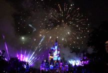 Disney shows, fireworks and entertainment