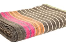 Alpaca Blankets / CA / by ROAM Interiors