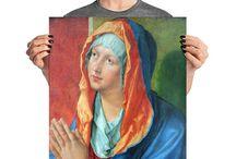 Religious Art Prints by @terrytiles2014 / Religious Posters / Art Prints by @TerryTiles2014 Find us on Etsy