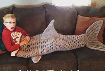 Crochet Fishtails