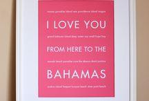 Disney cruise to the Bahamas!