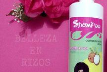 PRODUCTOS - Cabello Rizado