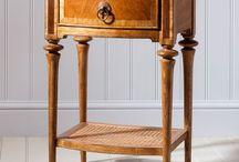 Frank Hudson Spire Bedroom Range / Beautiful burr walnut items on our site from Frank Hudson's Spire range.