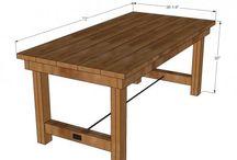 Patio table 2