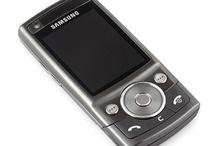 Mijn versleten telefoons
