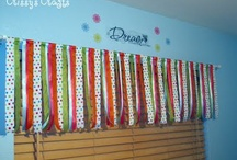 Pillows, Rugs & Curtians / by Sheena Griffith