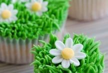 Spring baking / Baking inspiration for spring and Easter.
