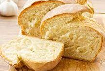Panes / Recetas de panes: trigo, centeno, sin gluten