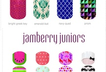 I love Jamberry / Jamberry Nail Wraps are made of a thin vinyl and are applied with gentle pressure and the heat from a blow dryer or heated rice bag.  I'm an Independent Nail Consultant with Jamberry Nails.  www.barbsherer.jamberrynails.net