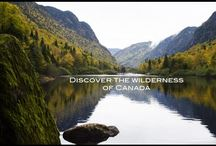 Canada wilderness in crowdfunding