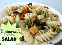 Recipes/Salads & Soups / by Stephanie Wiseman-Herbert