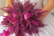 Single flower variety bouquets