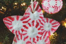 12 Days of Ornaments 2014 / Counting down the 12 days of Christmas by sharing a beautiful DIY ornament each day!