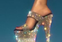Glam and glitter