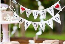 Carteles de boda - Wedding signs